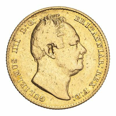 Great Britain William IV Gold Coin 1835 Gold Sovereign