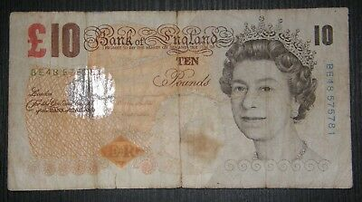 Great Britain UK England Lowther 10 Pounds Circulated