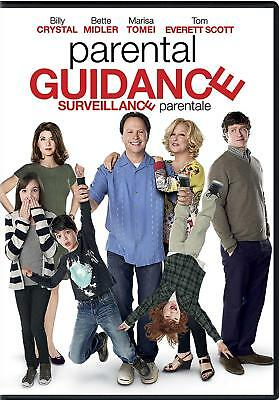 Parental Guidance (DVD, 2013, Widescreen, Canadian) Bette Midler, *NEW* FREE S&H