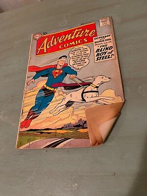 Adventure Comics - No. 259 - DC Nat'l Comics Pub. Inc. - Apr. 1959 - No Reserve!