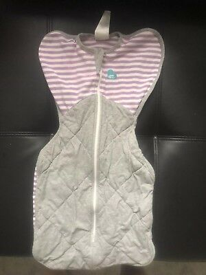 Love To Dream Swaddle UP Winter Warm - 2.5 TOG - Size Small
