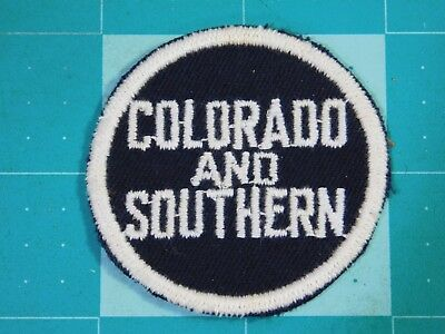Colorado And Southern Patch (10355)
