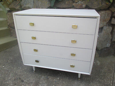 RETRO CHEST OF DRAWERS by Alrob.  Ringwood Nth, Vic