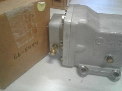 New Thermo King Throttling Valve Body Part# 66-5494