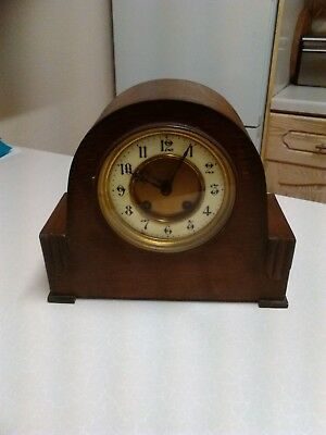 1920's French Mantle Clock with ALM Movement - for Restoration (1251)