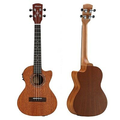 Alvarez Regent RU22TCE Tenor Acoustic-Electric Ukulele  - Cutaway Sale 1 ONLY