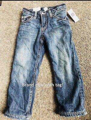 New With Tag * Baby Gap Toddler Boy Blue Denim Jeans - 3 Years