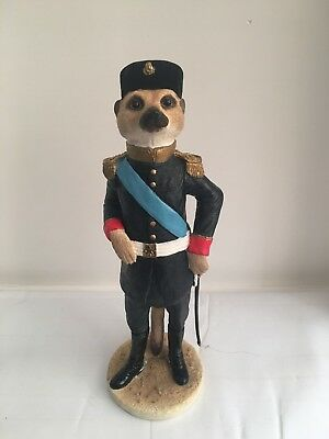 Country Artists Magnificent Meerkats Viktor CA03870 Rare Retired Figurine VGC
