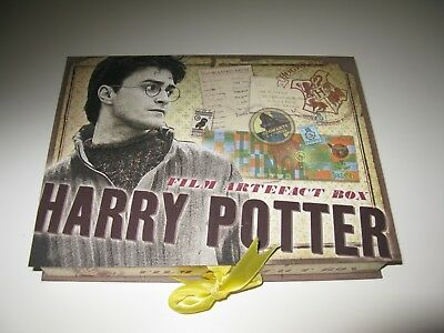 Harry Potter Film Artefact Box Noble Collection