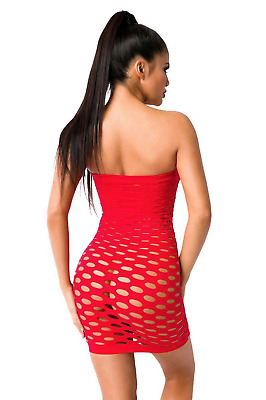 Super Sexy Teddy Lingerie Bodystocking Fishnet Babydoll Sex Underwear mini Dress