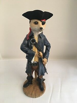 Magnificent Meerkat Jack CA04170 from Country Artists
