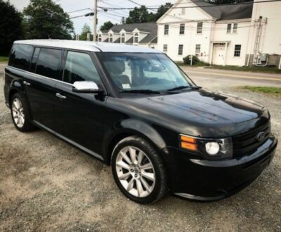 2011 Ford Flex Limited 2011 Ford Flex Limited Ecoboost