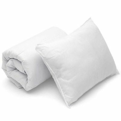*New* Anti-Allergy Cot Bed Pillow - Nursery, Junior, Kids, Baby, Toddler