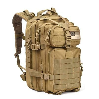 Military Assault Backpack US Marines Coyote 3Day Molle Tactical Med Army Hunting