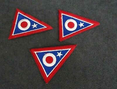 Ohio State Flag Patch?  New
