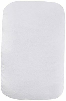 Chicco Next 2 Me Dream, Hygienic terry mattress cover for sidecases - White