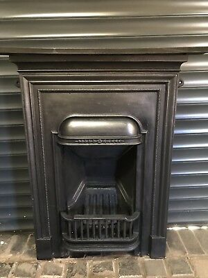 Cast Iron Fireplace  For Bedroom
