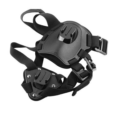 CN_ Outdoor Dog Harness Sport Camera Elastic Back Chest Strap Belt for GoPro H