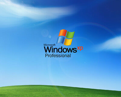 Windows XP Pro Edition SP3 ISO (Download, no CD) - No Key - English ver