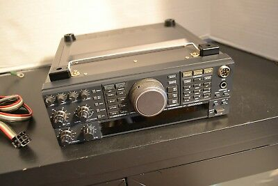 KENWOOD TS-450S HF Transceiver With Auto ANTENNA Tuner UNIT Ts450s USED