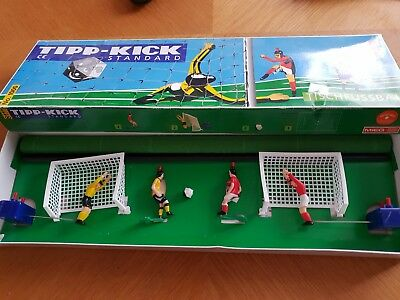 RAR MIEG original Tipp Kick Standard No.1000 Tisch Fußball made in Germany 1983