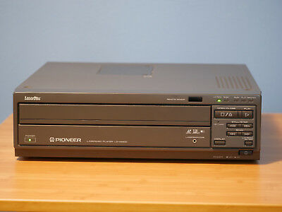 PIONEER LV-4400 Laserdisc Industrial Player PAL / NTSC Modifiziert einmalig...