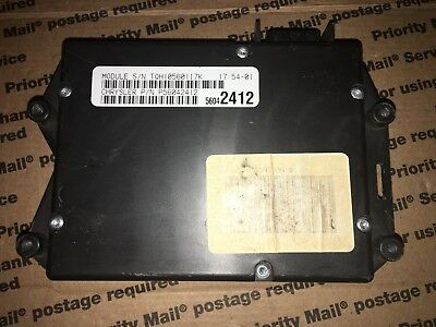 56042412 1996 Jeep Grand Cherokee 5.2L Body Control Module, BCM NO Security