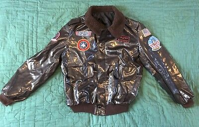Top Gun Bomber Jacket 180 00 Picclick