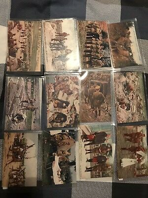 collection ww1 postcards