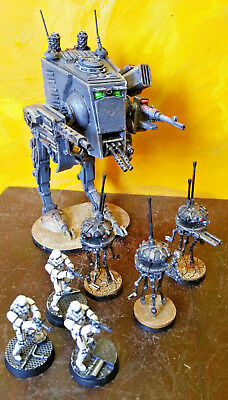Star Wars- Imperial Assault- VILLIANS PAINTED--Stormtrooper