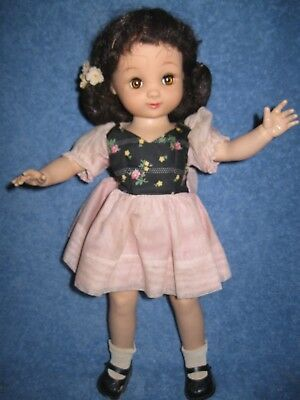 Vintage Ideal Betsy Mccall Doll P90 Toni Friend 14In Original Clothes Lqqk!!!