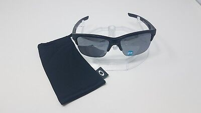 34a781df60 Oakley Thinlink Sunglasses OO9317-05 Black w  Black Iridium Polarized
