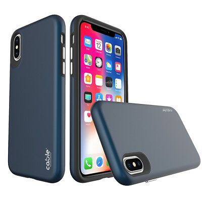 Strong Case For Iphone X-XS,custodia cover protettiva  Apple iPhone X-XS PC+TPU