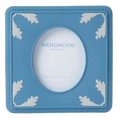 NIB Wedgewood blue Picture Frame
