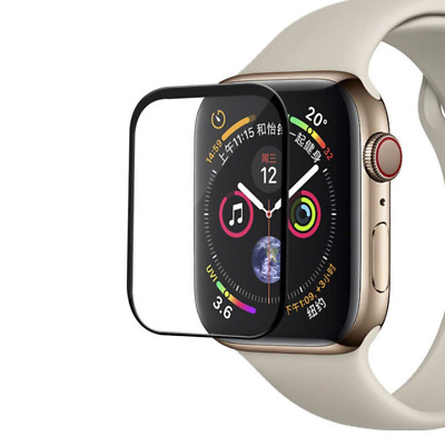 Apple Watch series 4 40mm Panzerglas 3D Schutzglas Schutzfolie Glas Panzerfolie