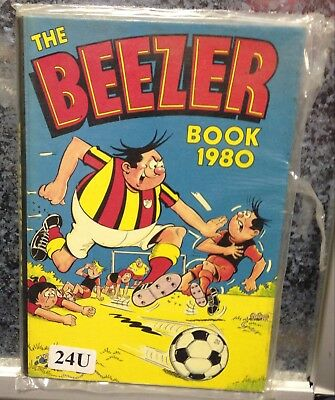 The Beezer Book 1980 / V.good