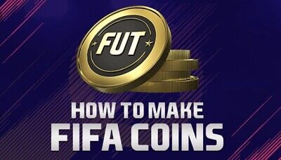 How To Make 100k Fifa Coins In One Hour (FIFA 19 ULTIMATE TEAM PS4 And XBOX)