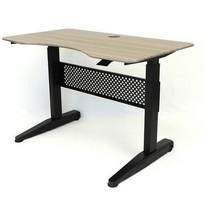 Boss Office Products SD48-DW Chairs Standing Desks, 48 inch, Driftwood.