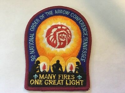 1992 NOAC PATCH, WWW Tennessee