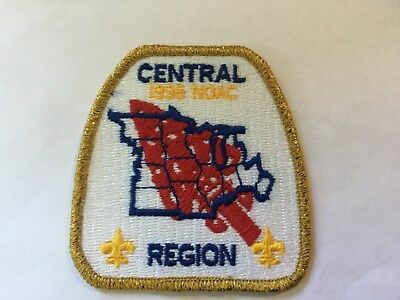 1998 Central Region NOAC PATCH, WWW ISU