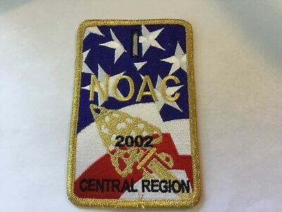 2002 Central Region Noac Patch, Www