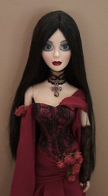 Tonner Wilde * Evangeline Ghastly *  Midnight Waltz* Doll BJD