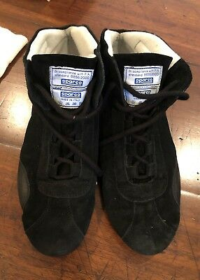 Sparco Racing /Driving Shoes – Size 45
