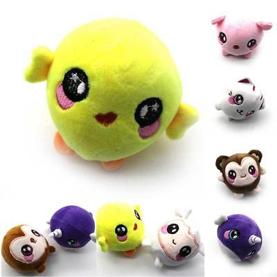 Animal Plush Slow Rebound Squishies Decompression Squeeze Toy Stress Relievers