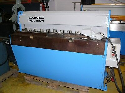 Edwards Pearson guillotine 2.5 mm x 1250 mm
