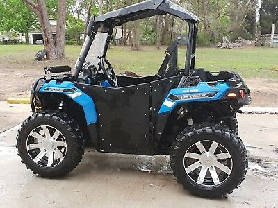 Polaris ACE 570 HD 2017 25 hours only 567cc,45hp engine