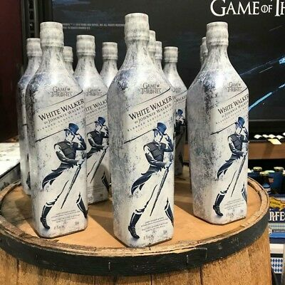 Johnnie Walker White Walker LIMITED EDITION Free Shipping !!