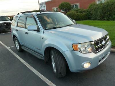 2008 Escape Hybrid 2008 Ford Escape Hybrid 4WD AKA Mariner ONLY 80k Clean CARFAX NO RESERVE