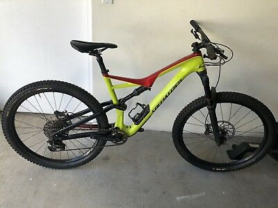 7902e76b68a USED 2017 SPECIALIZED Stumpjumper Comp Carbon 650b Large - $1,525.00 ...