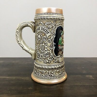 Great Ceramarte Stein with Beautiful Details